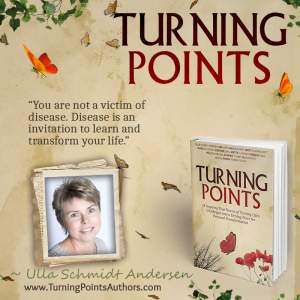 Turning points - Ulla Schmidt Andersen